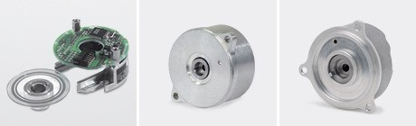 HEIDENHAIN Rotary encoders without integral bearing